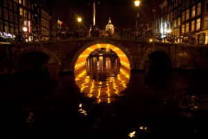 Light Circle Amsterdam Light Festival